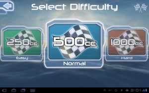 Riptide GP Race Difficulty