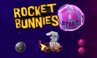 Rocket Bunnies Main Menu