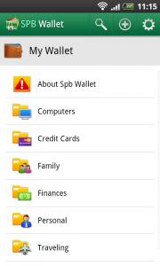 SPB Wallet - My Wallet