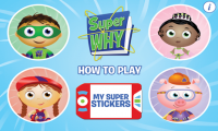 SUPER WHY for Android