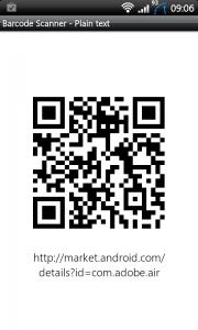 ShareMyApps QR Created!