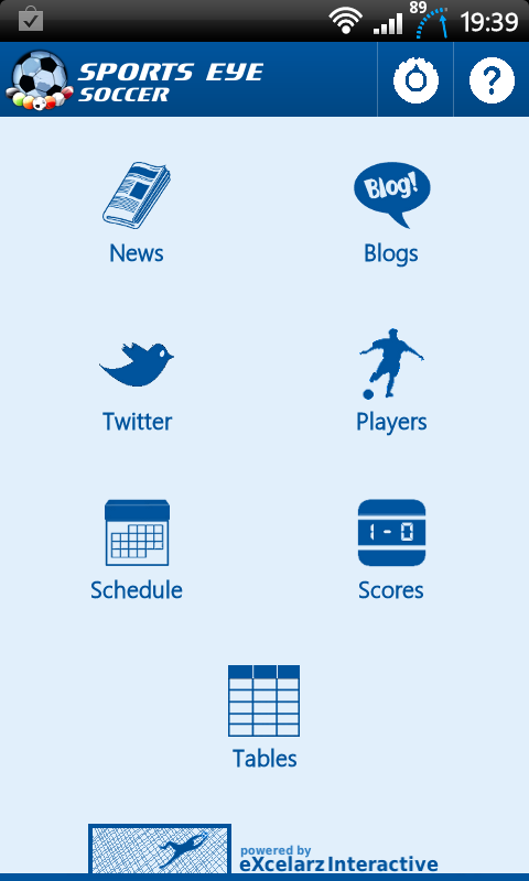 Sports Eye – Soccer, Sports News Aggregate App for Fans