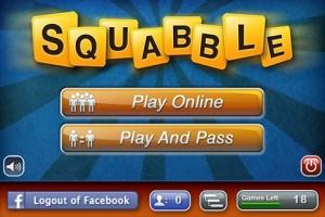 Squabble Main