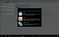 Wyse PocketCloud Pro RDP or VNC Choice