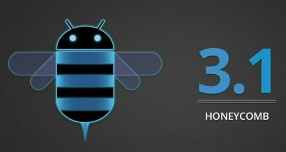 Google Announces Honeycomb 3.1 at I/O 2011