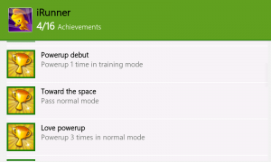 iRunner Achievements