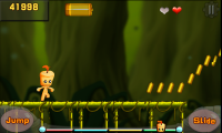 iRunner Near the end of the level
