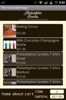 Chocolate App Other Products
