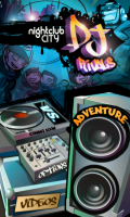 DJ Rivals Main Menu