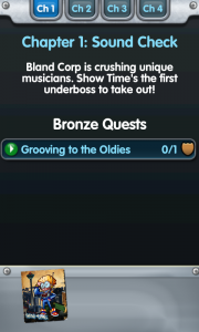 DJ Rivals Chapters & Quests