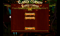 Fairy Cubes Settings