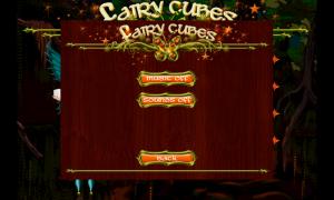 Fairy Cubes Settings
