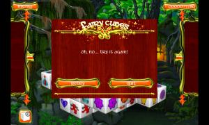 Fairy Cubes Failed Level