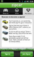 Reasons to Join Zipcar