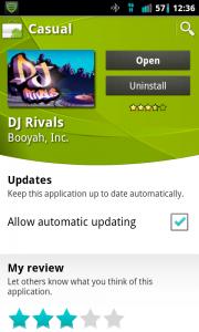 DJ Rivals Market