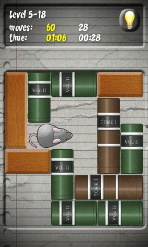 Mouse Trap an Additive Puzzle Game