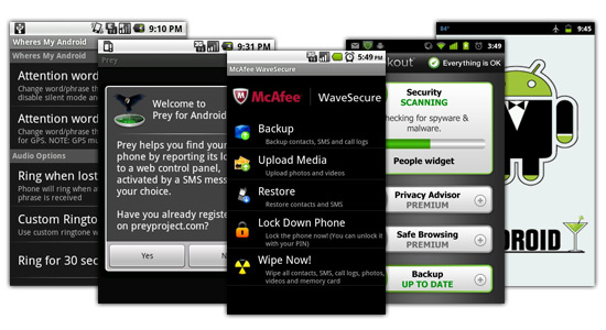 5 Best Android Apps to Find a Lost or Stolen Phone. Android App Recommendations from the Experts at AndroidTapp.com