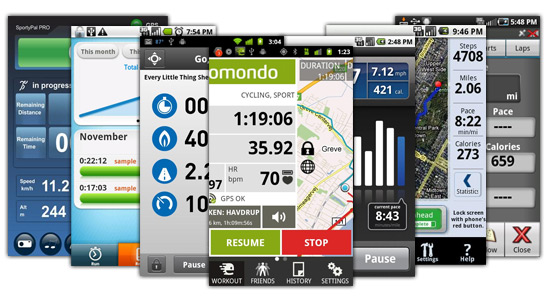 7 Best Android Apps for Runners, Joggers & Walkers. Android App Recommendations from the Experts at AndroidTapp.com