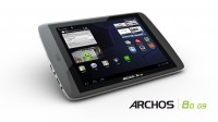 ARCHOS 8.0 G9 Angle View