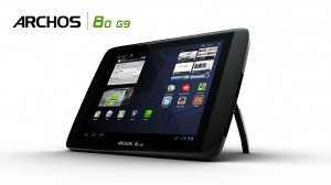 ARCHOS 8.0 G9 with Kickstand