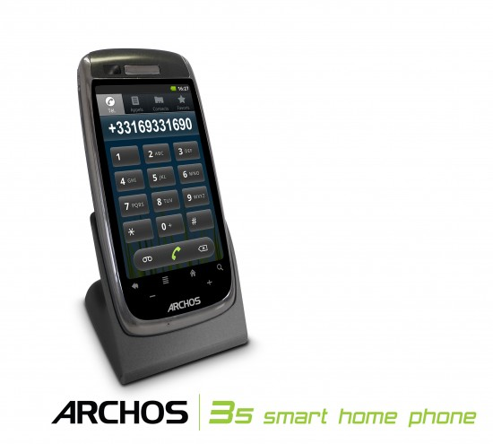ARCHOS Smart Home Phone