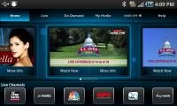 AT&T U-Verse Live TV