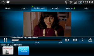AT&T U-Verse Live TV Lifetime Movie