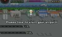 Airport Mania - Even planes love my airport. Planes have personalities.