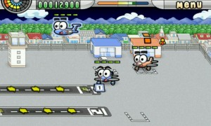 Airport Mania - In game view.