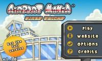Airport Mania - Main menu