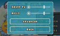 Airport Mania - Sound preferences.