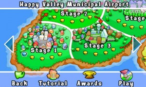 Airport Mania - Stages.