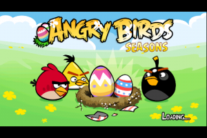 Angry Birds Load Screen