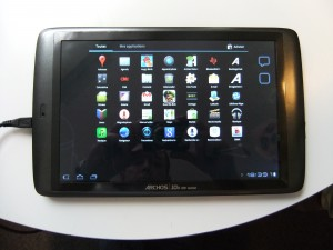 Archos - 10.1 G9 Android Tablet Flat