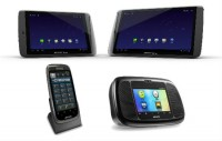 Archos Releases 8 and 10 inch Android Tablets plus Home Phone and Web Radio