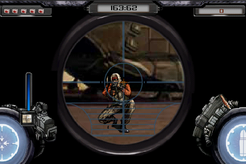 Army Sniper is an interesting take on the Android Shooter