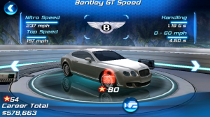 Asphalt 6 Adrenaline HD Bentley GT Speed