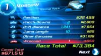 Asphalt 6 Adrenaline HD End of Race Totals