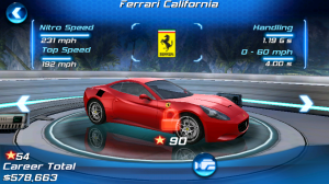 Asphalt 6 Adrenaline HD Ferrari California