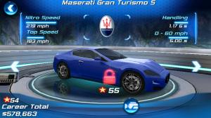 Asphalt 6 Adrenaline HD Maserati Gran Turismo 5