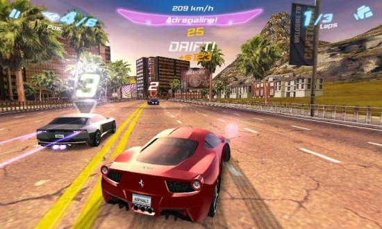 3 Gameloft HD Games drop price to 49 cents; Asphalt 6, NOVA 2, and Modern Combat 3 in celebration of Google Play