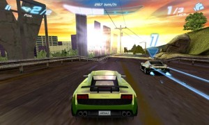 Asphalt 6 Adrenaline HD Racing 6
