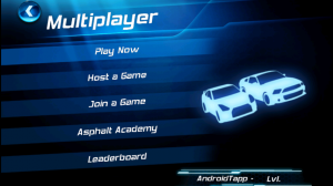 Asphalt 6 Adrenaline HD Multiplayer Online