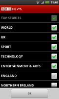 BBC News - Select Topics.