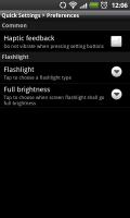 BatteryXL - Preferences