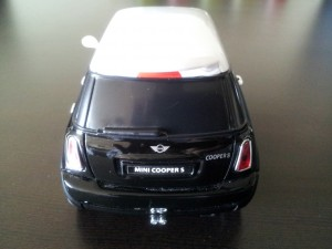 BeeWi Mini Cooper S Rear