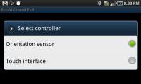 Beewi Bluetooth Control Pad Controller Sensor