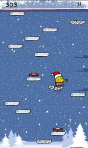 Doodle Jump Santa