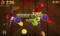 Fruit Ninja in Game Play 3