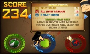 Fruit Ninja in Game Play 6
